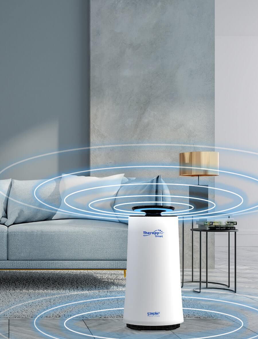 Therapy Air Smart najbolji prečišćivač vazduha za kuću i kancelarije